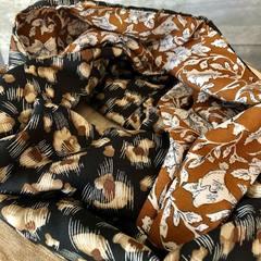 Le site commence à bien bien se recharger.. des accessoires cheveux en début de semaine, des plaids en milieu de semaine et des snoods aujourd'hui…ça avance sérieusement ! 🤩Toujours en modèle unique🤩 #snood #echarpe #foulard #accessoiresdemode #accessoiresautomne #automnehiver #accessoiresfemme