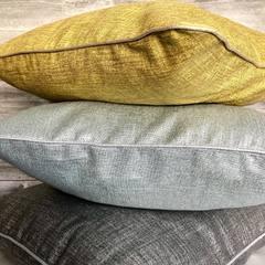 🤩 Pillow challenge 🤩 #coussin #decorationinterieur #lin #métallisé #pillow #homedecor #deco #decoaddict